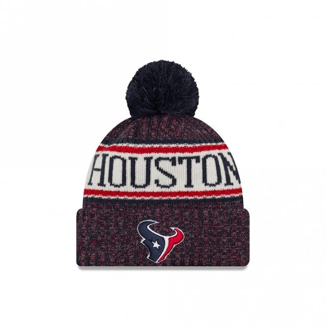 the best attitude 3f277 74ffb NFL Houston Texans 2018 Sideline Sport Knit