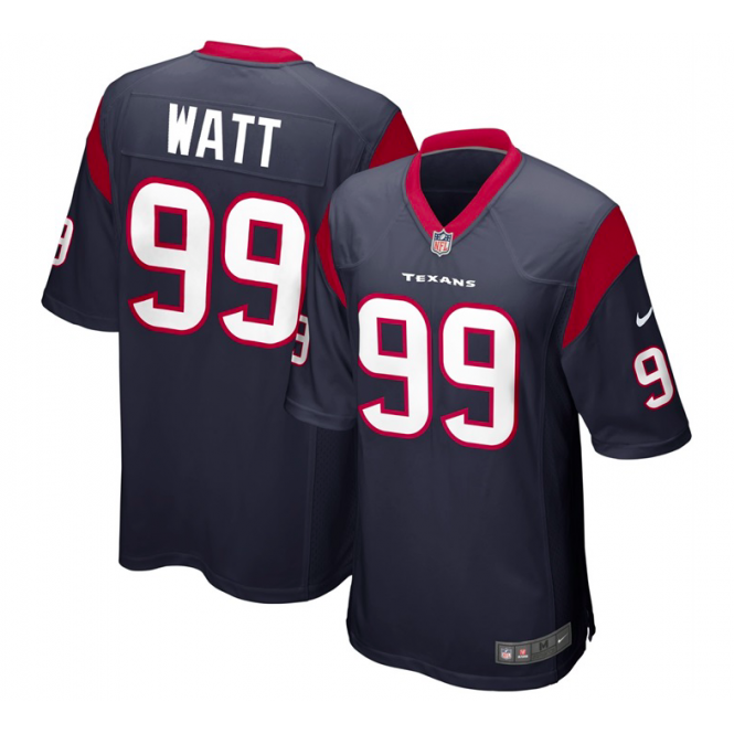 Nike NFL Houston Texans Home Game Jersey - JJ Watt