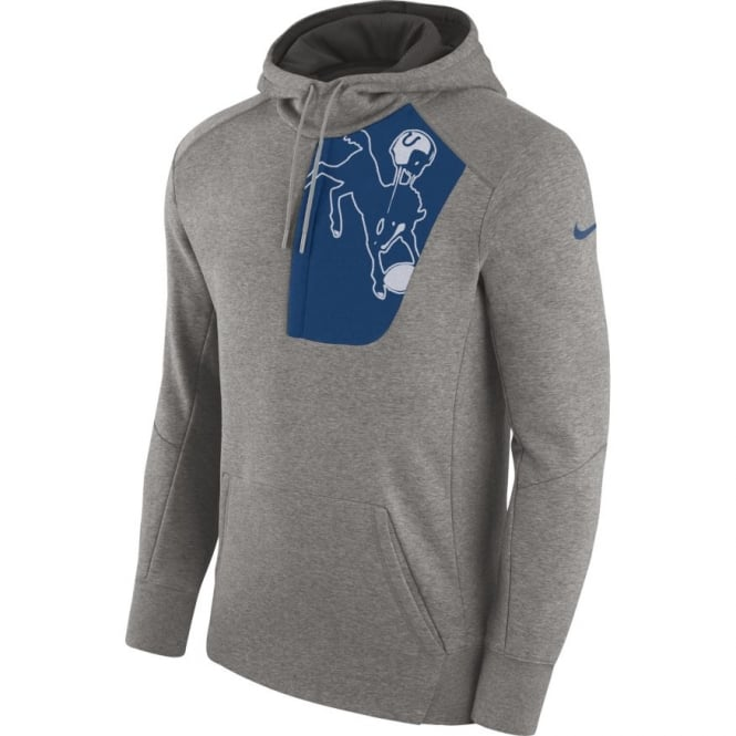 Nike NFL Indianapolis Colts Fly Fleece CD PO Hoodie