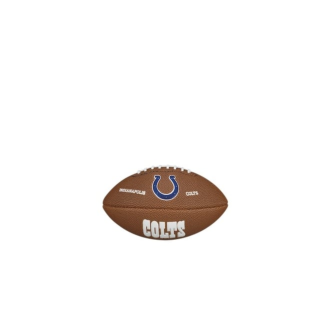 Wilson NFL Indianapolis Colts Mini Soft Touch Football