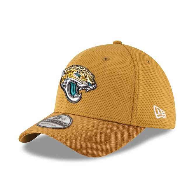 New Era NFL Jacksonville Jaguars 39Thirty Colour Rush On Field Cap