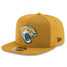 NFL Jacksonville Jaguars 9Fifty 2017 Color Rush Original Fit Snapback Cap