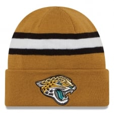 NFL Jacksonville Jaguars Colour Rush On Field Cuffed Knit