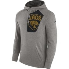 NFL Jacksonville Jaguars Fly Fleece CD PO Hoodie
