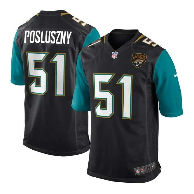Nike NFL Jacksonville Jaguars Youth Home Game Jersey - Paul Posluszny