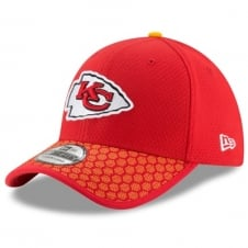NFL Kansas City Chiefs 2017 Sideline 39Thirty Cap