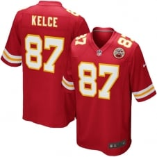 NFL Kansas City Chiefs Home Game Jersey - Travis Kelce