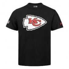 NFL Kansas City Chiefs Team Logo T-Shirt