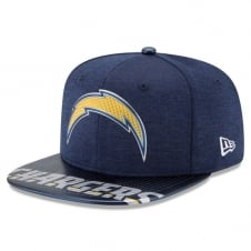 NFL Los Angeles Chargers 2017 Draft 9Fifty Snapback Cap