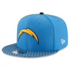 NFL Los Angeles Chargers 2017 Sideline 9Fifty Snapback
