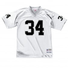 NFL Los Angeles Raiders Bo Jackson 1988 White Replica Jersey