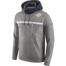 NFL Los Angeles Rams Champ Drive Pullover Hood