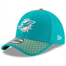 NFL Miami Dolphins 2017 Sideline 39Thirty Cap