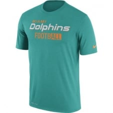 NFL Miami Dolphins All Football Legend Dri-Fit T-Shirt