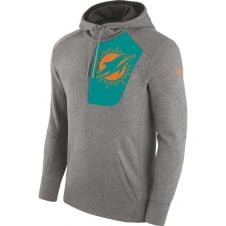 NFL Miami Dolphins Fly Fleece CD PO Hoodie