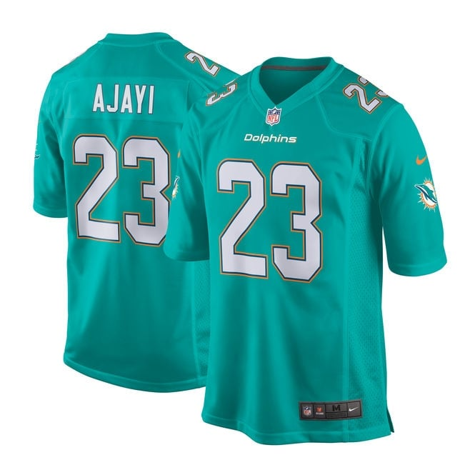 Nike NFL Miami Dolphins Home Game Jersey - Jay Ajayi