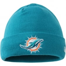 NFL Miami Dolphins Lic Over Cuff Knit