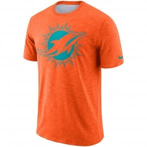 ddd0435d88b Majestic Athletic NFL Miami Dolphins Moro Poly Mesh T-Shirt - Teams ...