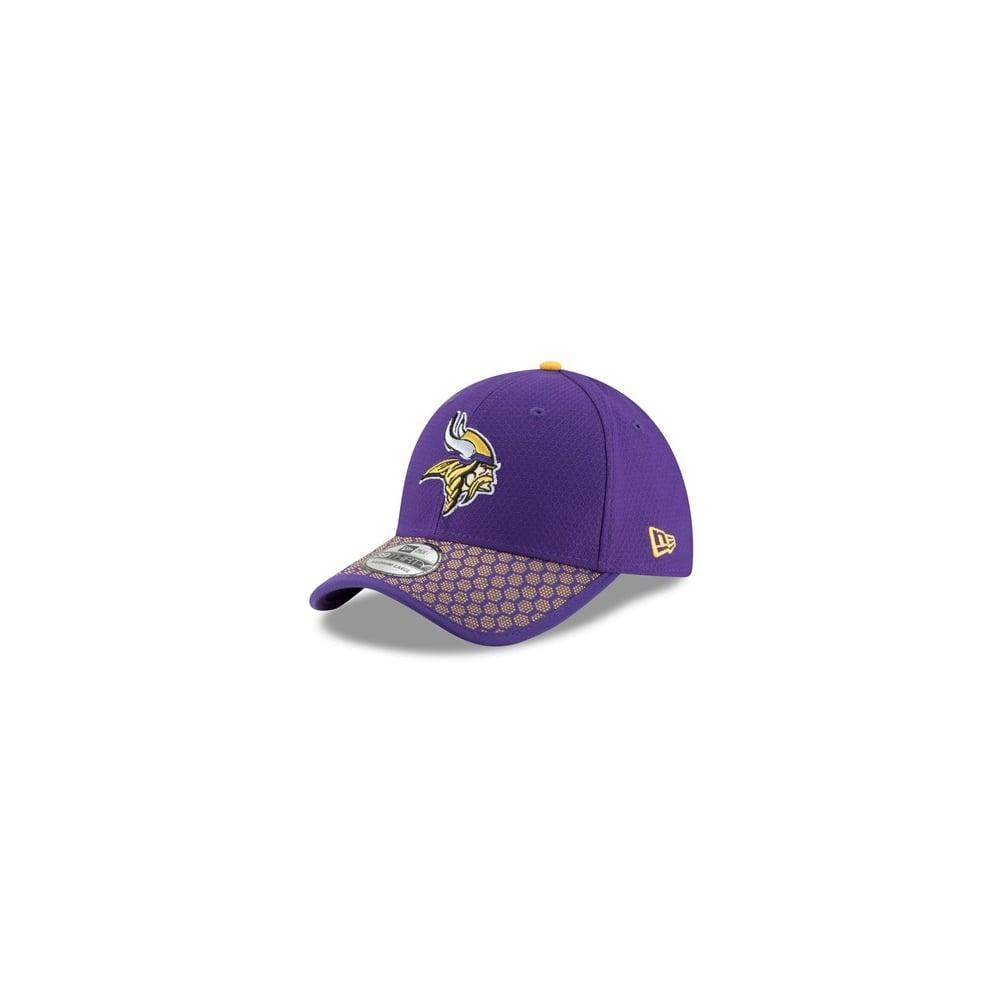 sale retailer 127e1 60605 NFL Minnesota Vikings 2017 Sideline 39Thirty Cap - Teams from USA Sports UK