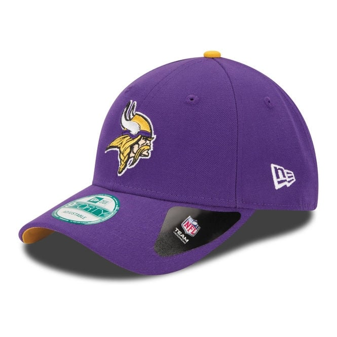 New Era NFL Minnesota Vikings The League 9Forty Adjustable Cap