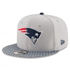 NFL New England Patriots 2017 Sideline 9Fifty Snapback