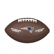NFL New England Patriots Composite Team Logo Football