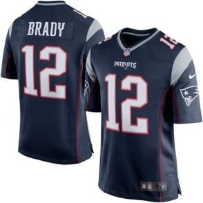detailed look e99f2 3ac59 Nike NFL New England Patriots Color Rush Limited Game Jersey ...
