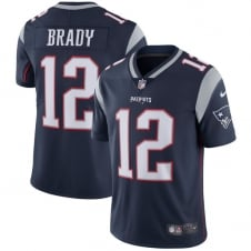 NFL New England Patriots Home Vapor Untouchable Limited Jersey - Tom Brady