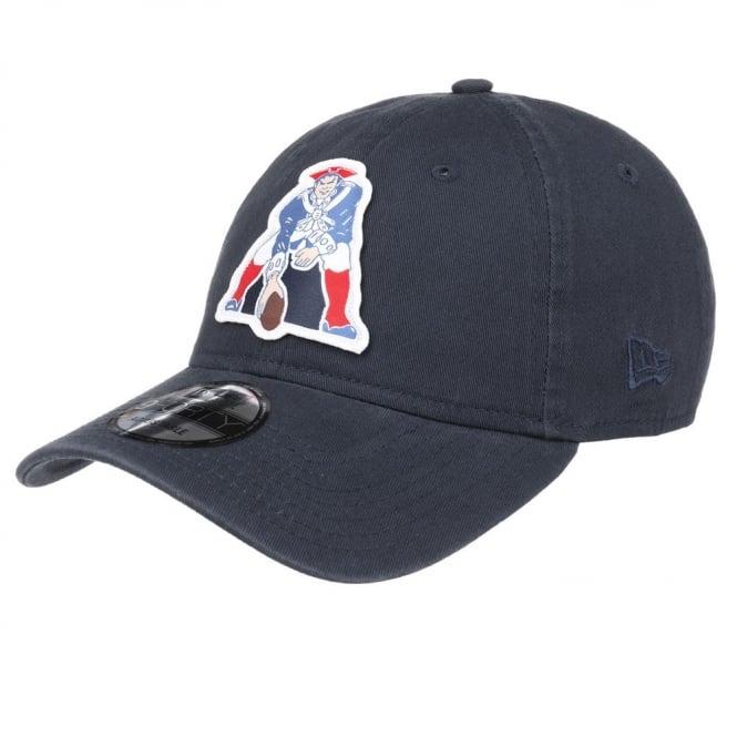 los angeles 4e288 7232d NFL New England Patriots Patch 9Forty Adjustable Cap