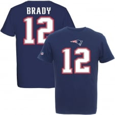 NFL New England Patriots Tom Brady Eligible Receiver T-Shirt