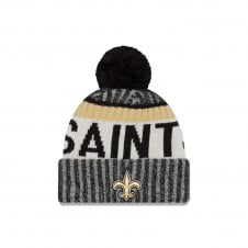 NFL New Orleans Saints 2017 Sideline Sport Knit