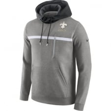 NFL New Orleans Saints Champ Drive Pullover Hood