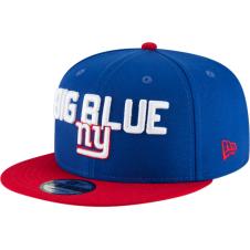 NFL New York Giants 2018 Draft Spotlight 9Fifty Snapback Cap 8a276f5f701