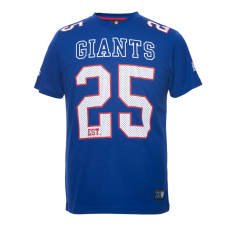 NFL New York Giants Game Poly Mesh T-Shirt