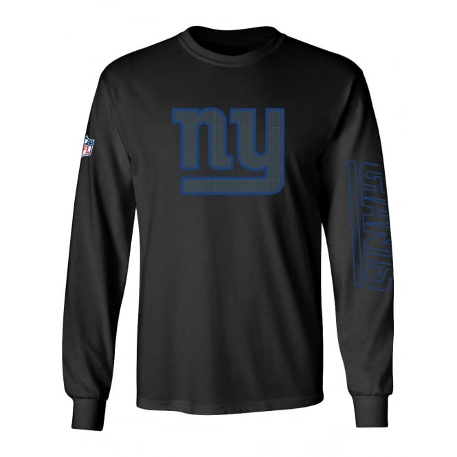 Majestic Athletic NFL New York Giants Joel L/S T-Shirt