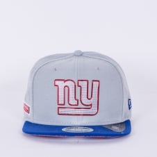 NFL New York Giants Liquid Logo 2016 9Fifty Snapback Cap