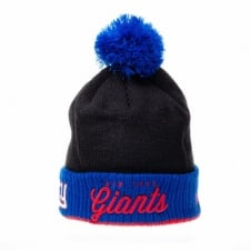 NFL New York Giants Pom Time Pom Knit