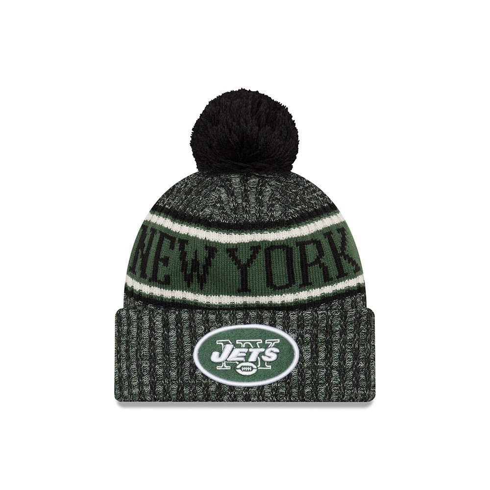 quality design d0daa 771ec New Era NFL New York Jets 2018 Sideline Reverse Sport Knit - Teams from USA  Sports UK