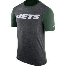 NFL New York Jets Color Dip Dri-Fit T-Shirt