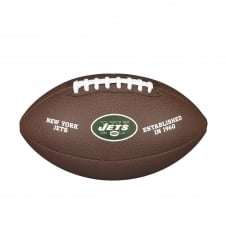 NFL New York Jets Composite Team Logo Football