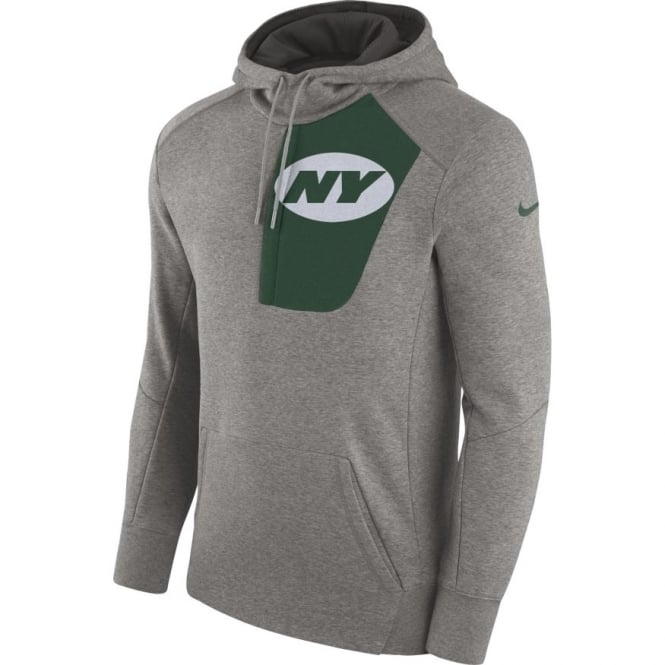 Nike NFL New York Jets Fly Fleece CD PO Hoodie