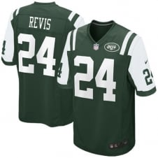 NFL New York Jets Home Game Jersey - Darrelle Revis