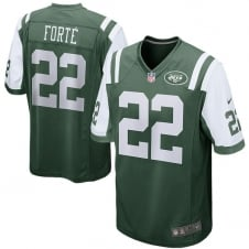 NFL New York Jets Home Game Jersey - Matt Forte