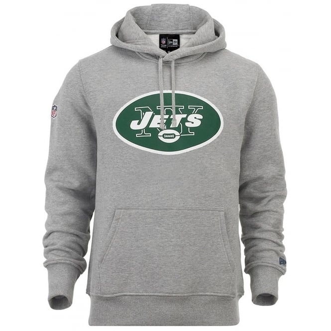 New Era NFL New York Jets Team Logo Hood