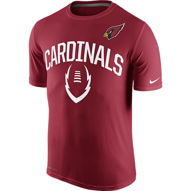Nike NFL Arizona Cardinals Legend Icon Dri-Fit T-Shirt