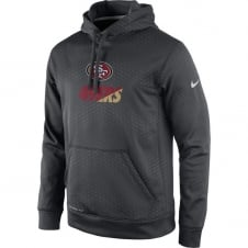 NFL Nike San Francisco 49ers KO Fleece Hoody