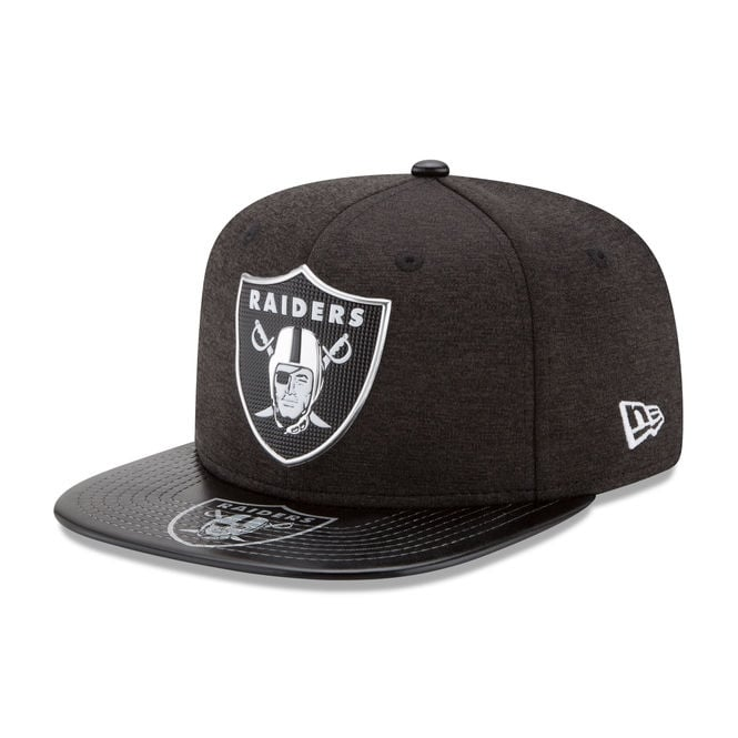 New Era NFL Oakland Raiders 2017 Draft 9Fifty Snapback Cap