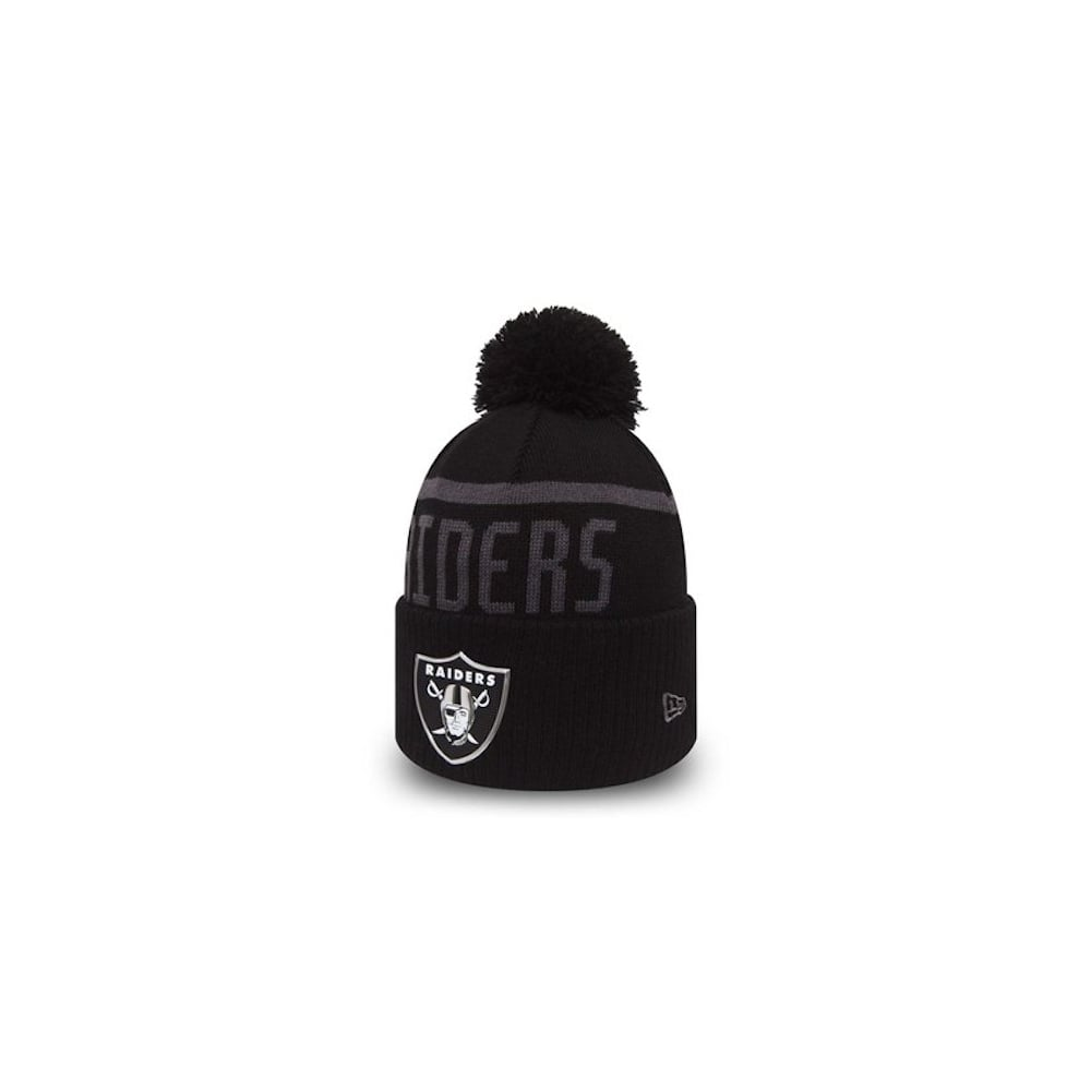 New Era Cuff Oakland Raiders