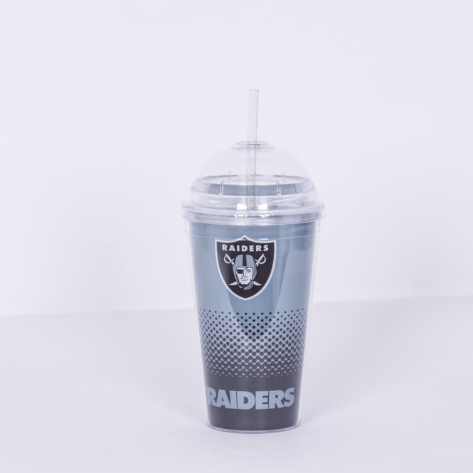 Forever Collectibles NFL Oakland Raiders Fade Tumbler