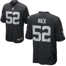 NFL Oakland Raiders Home Game Jersey - Khalil Mack